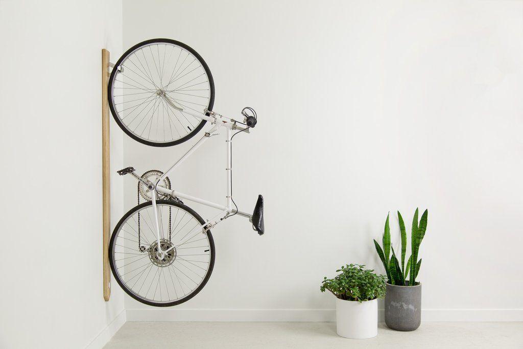 Gear Up Off-the-Wall 1-Vélo//Cycle Vertical Support de rangement vélo 1