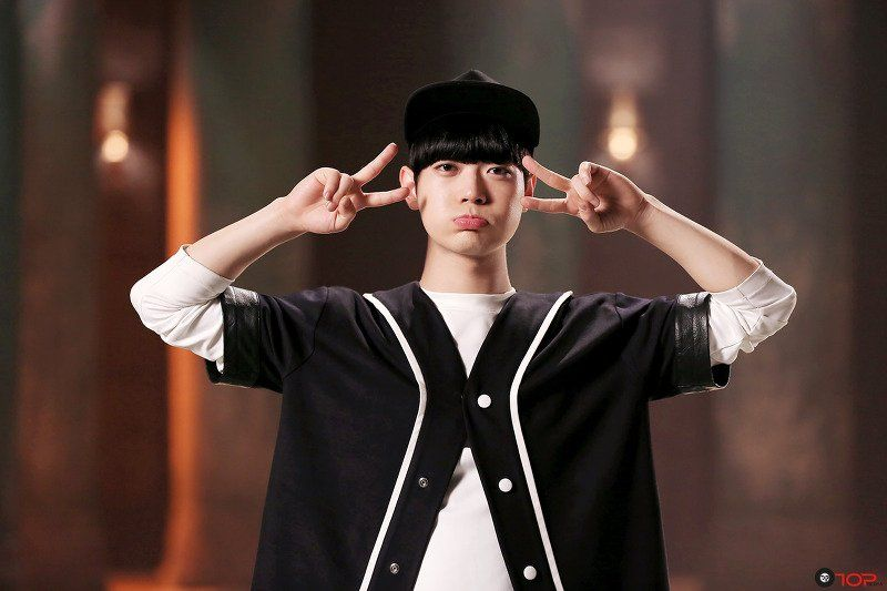 160908 UP10TION BITTO - 10TION NOTE Update  So, Dangerous M/V Behind The Scene