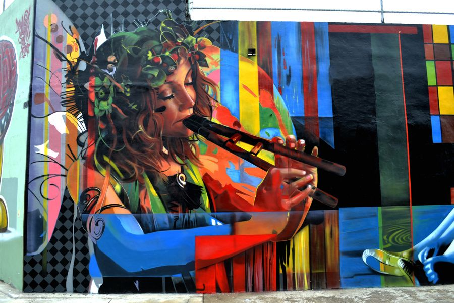 Wynwood Walls Art By Eduardo Kobra Via Flickr Graffiti Photography Art Photography