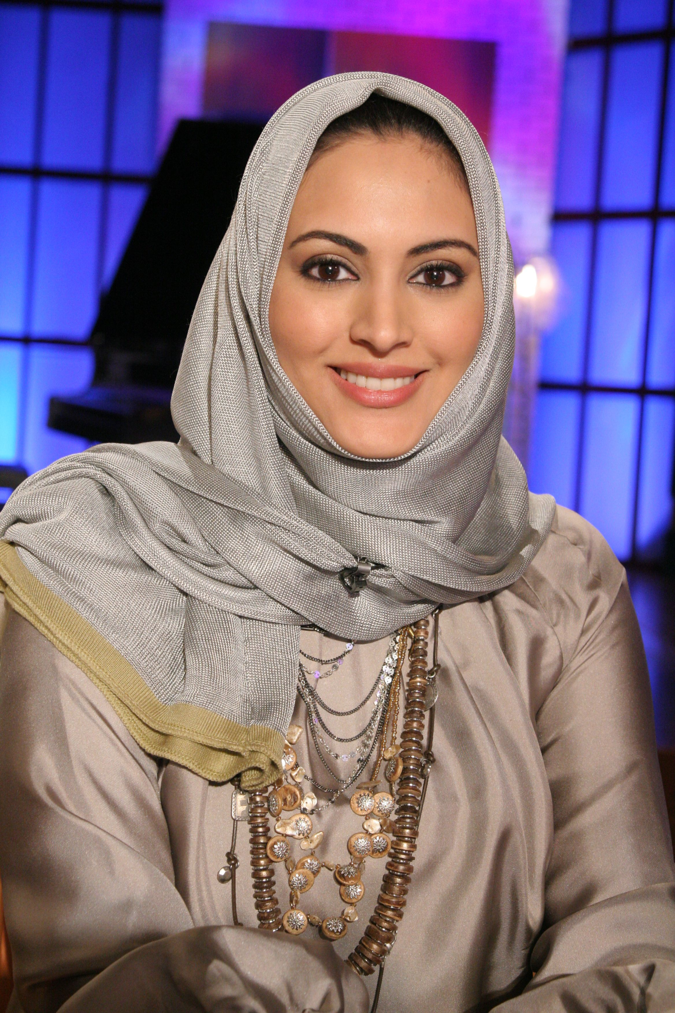 Beautiful women smiling in her hijab from cairo egypt beauty