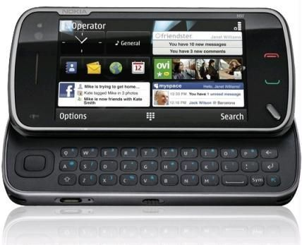 Nokia #N97 32GB WiFi 5MP Mobile Phone 1yr Warrantybest price