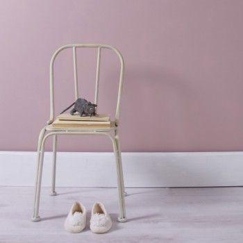 Color pintura de pizarra rosa almendra www.cuartocolor.es