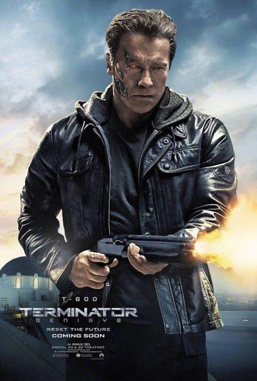 Terminator Genisys | Terminator te amo | Pinterest | Películas, Cine ...