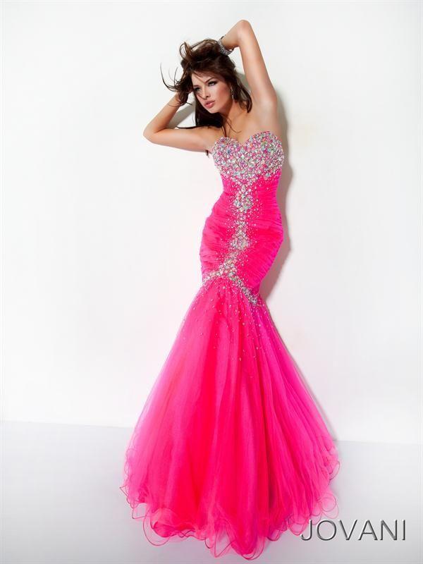 Vestidos para bodas de noche más deslumbrantes - ejemplos | Boda de ...