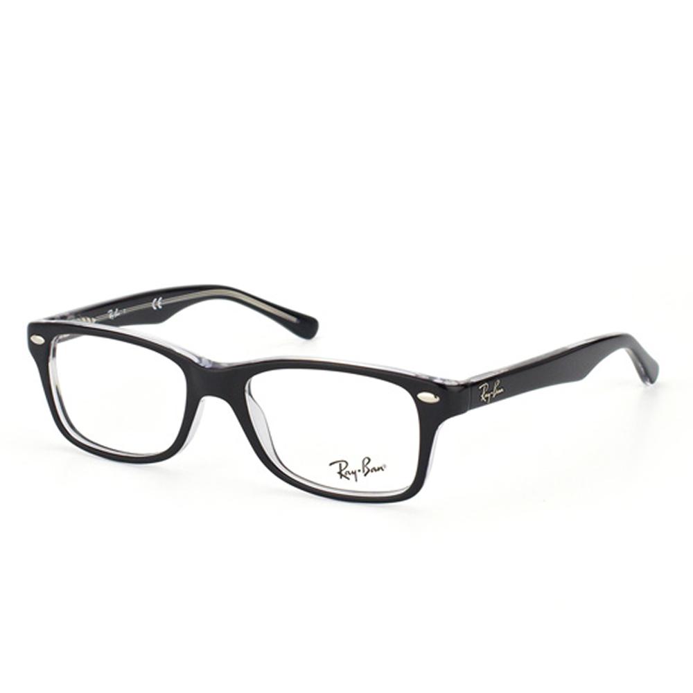 gafas de vista ray ban negras