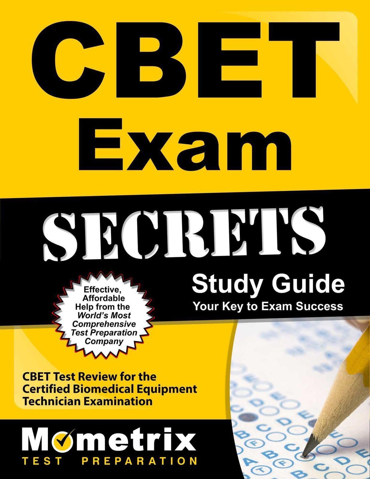 Cbet Exam Secrets Study Guide