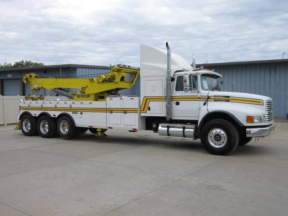 Pin by Scott Lapachinsky on Big Ford Wreckers   Trucks, Trucks for