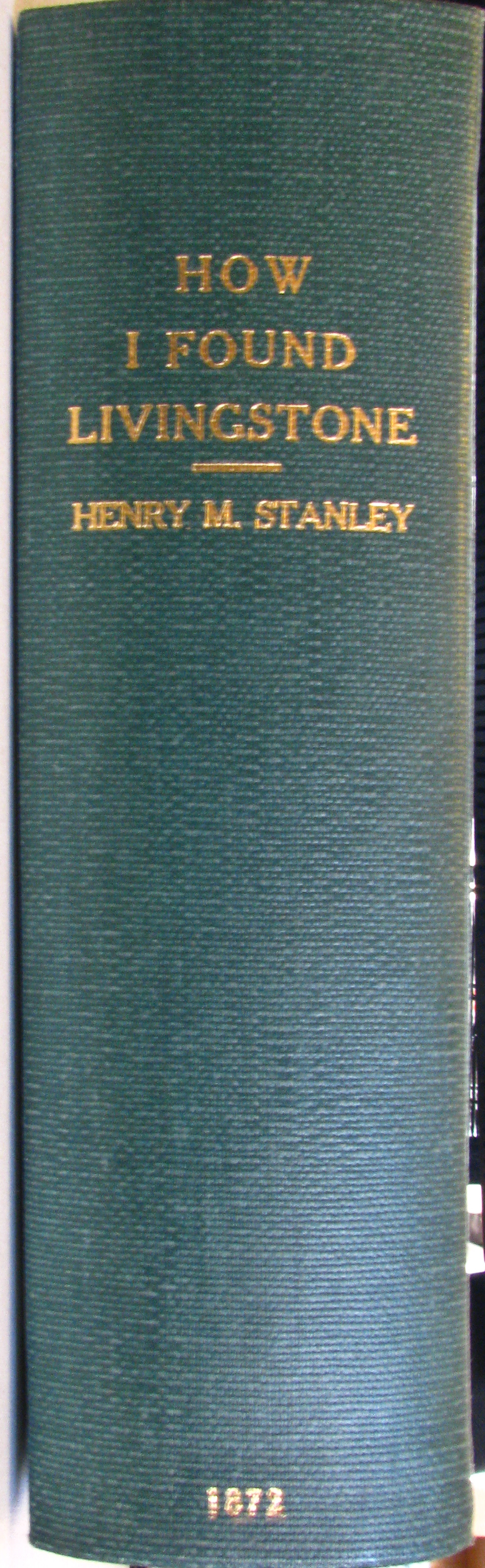 My Hard Cover Edition -1872