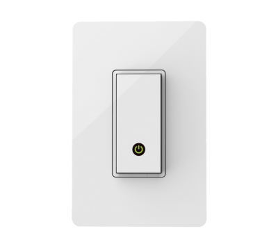 Control The Lights With Your Smartphone Belkin Programmable Wi Fi WEMO Light Switch 4995