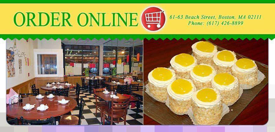 Great Taste Bakery Restaurant Order Online Boston Ma 02111 Menu Asian Bakery Chinese Online Food In Boston Food Online Food Bakery
