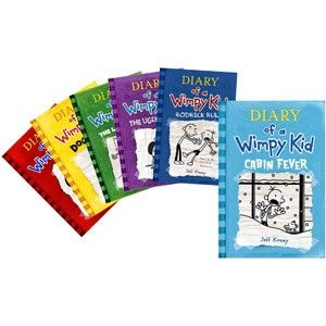 These Books Are Hilarious Riley And I Love To Read Them Together Wimpy Kid Wimpy Kid Books Good Books