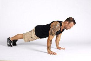 Commando Steve 4week Workout Workout Fitness Motivation Fast Workouts