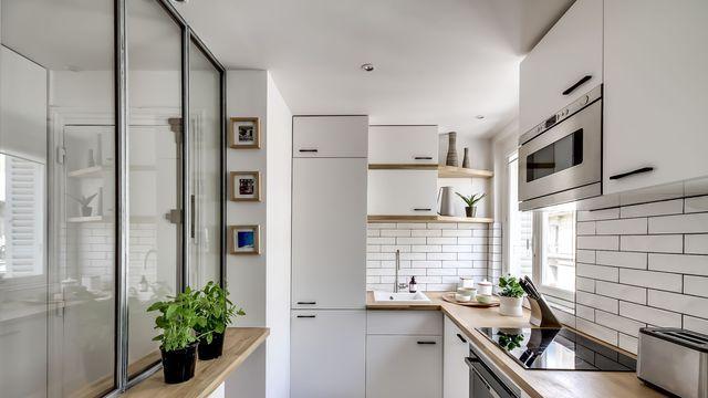Petite cuisine fonctionnelle  aménagement, conseils, plans et