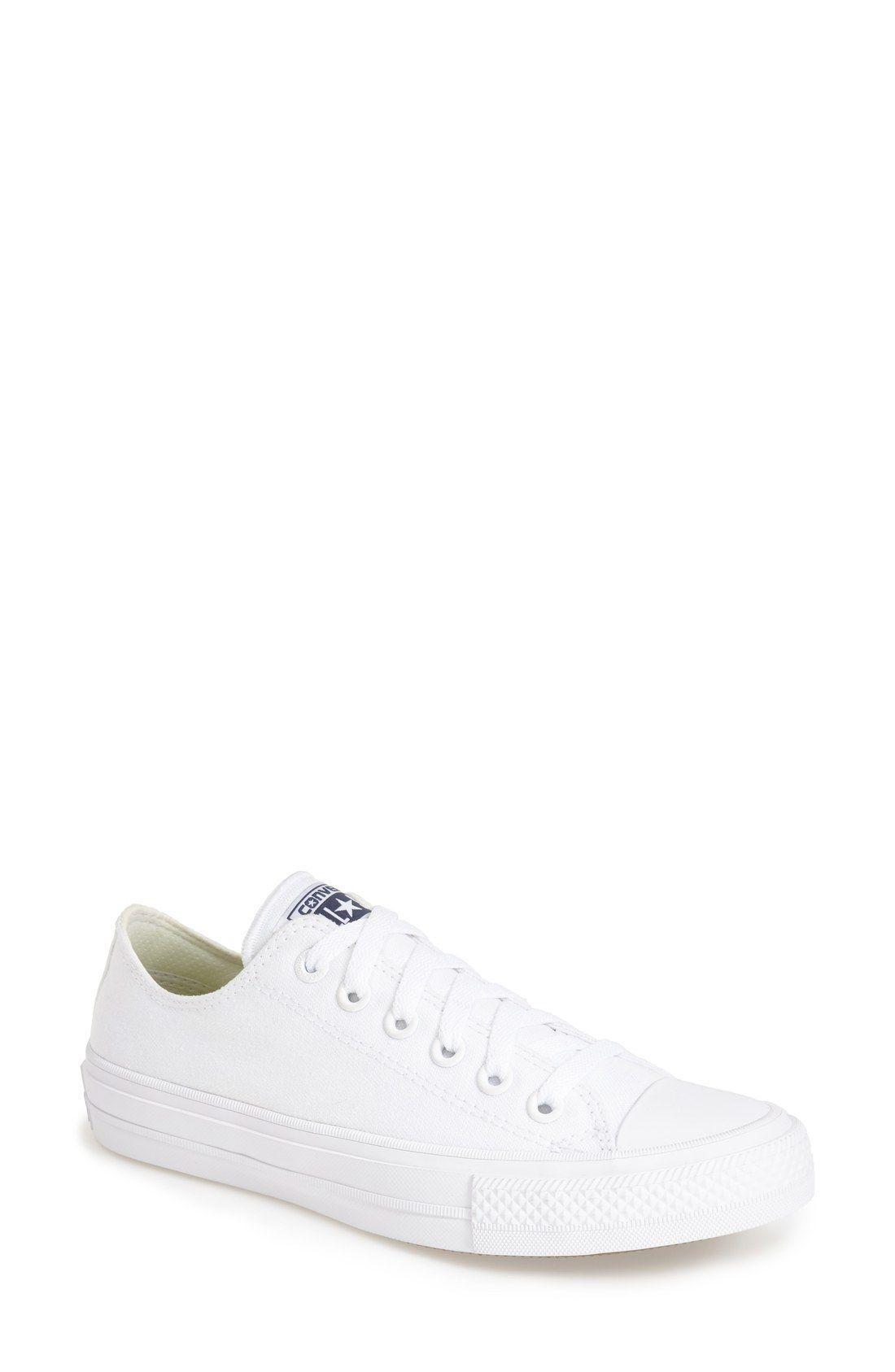 Converse Chuck Taylor® All Star®  Chuck II  Low Top Sneaker (Women ... 0559d43547