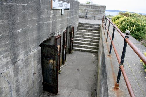 Port Townsend Fort Worden. Oh how I miss this place.