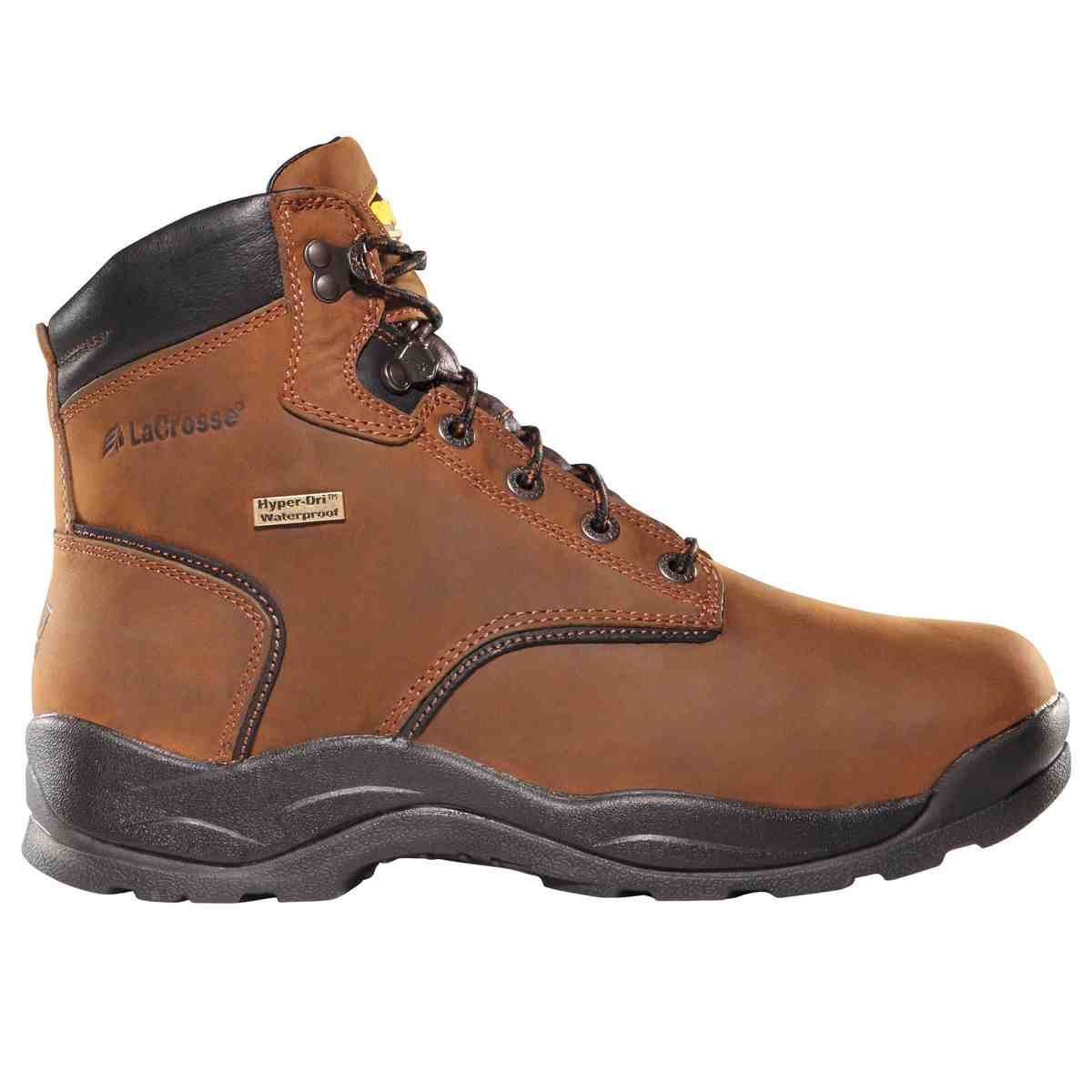 Lacrosse Buckmaster Boots Boots, Steel toe boots, Boots men