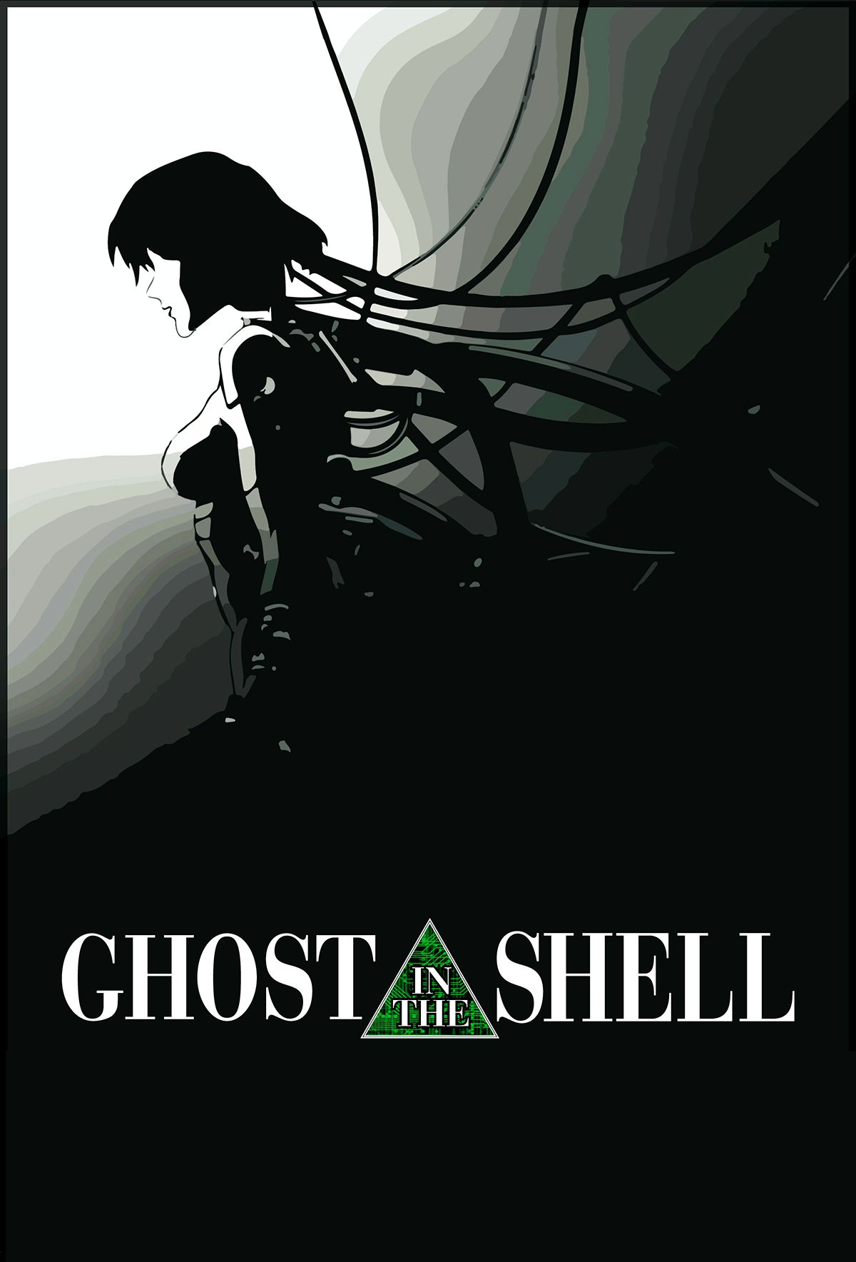 Ghost In The Shell Stand Alone Complex Ghost In The Shell Anime Ghost Ghost