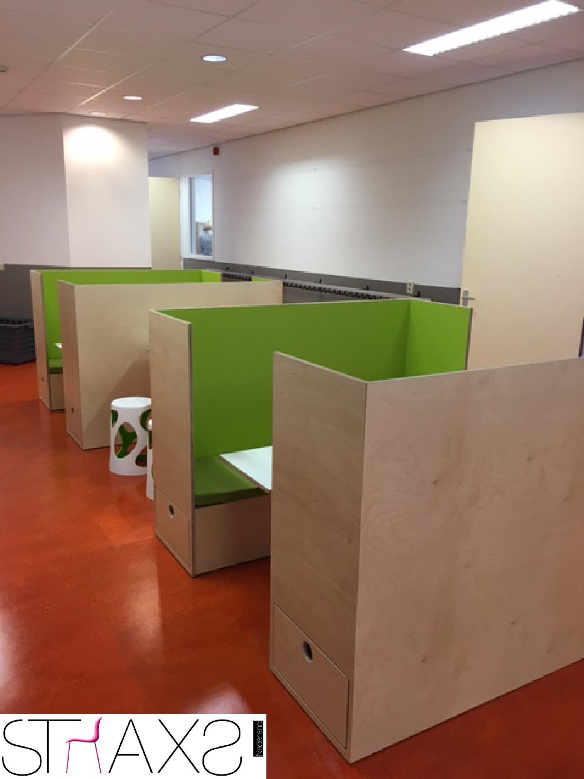 Straxs Nederland | Maximaschool | Werkplek | Werken | Workspace ...