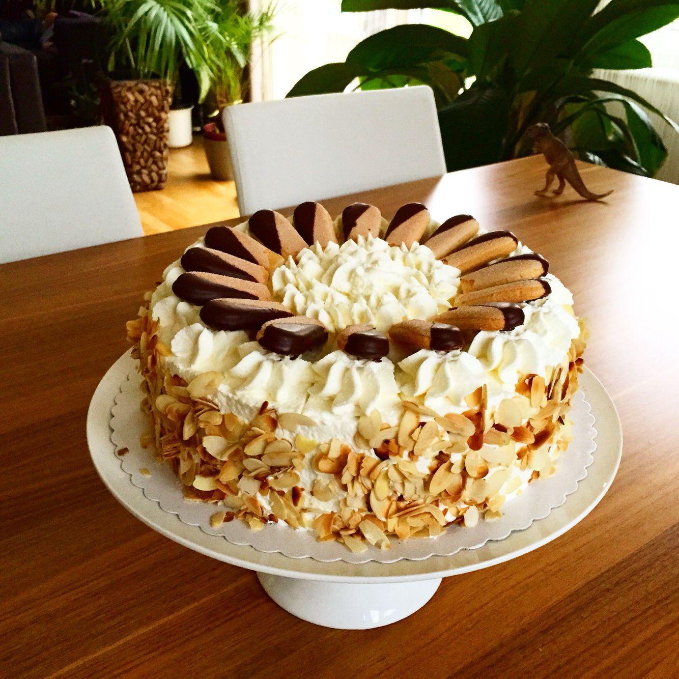 erdbeer malakoff torte food stories foodblog