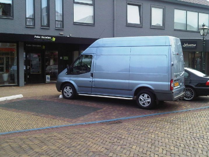 Ford Transit 2007 Van Of The Year Ford Transit Vans Ford