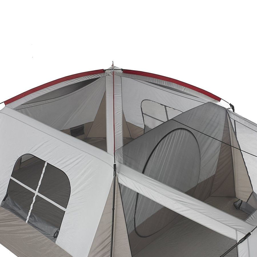 03a61146d3e Wenzel 36424 Camping Outdoor Weather Repellent Easy Setup 8 Person Klondike  Tent 793066426586 eBay Outdoor Weather Repellent