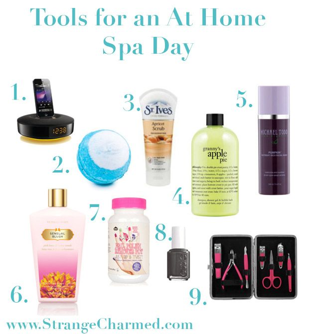 Flot How to have an At Home Spa Day! | {#BLOGBOSS} Strange & Charmed CH-77