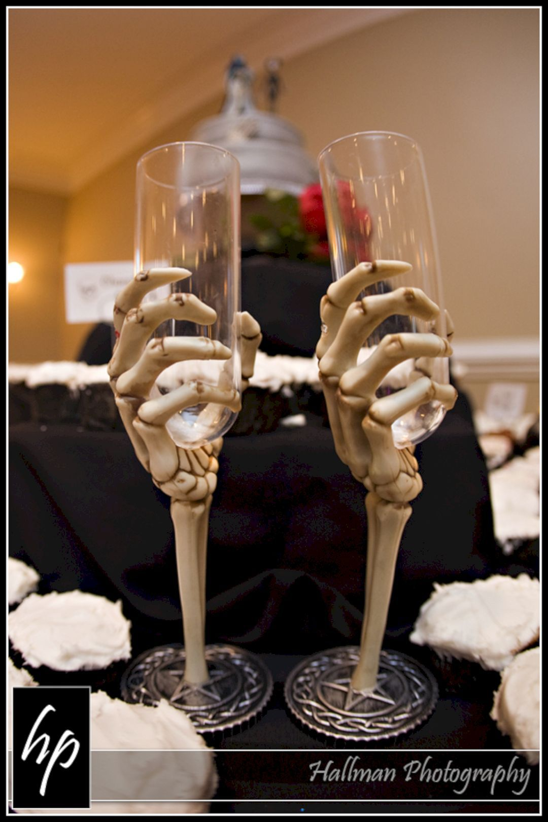 35 Most Scary Halloween Wedding Decor Ideas One Day 3