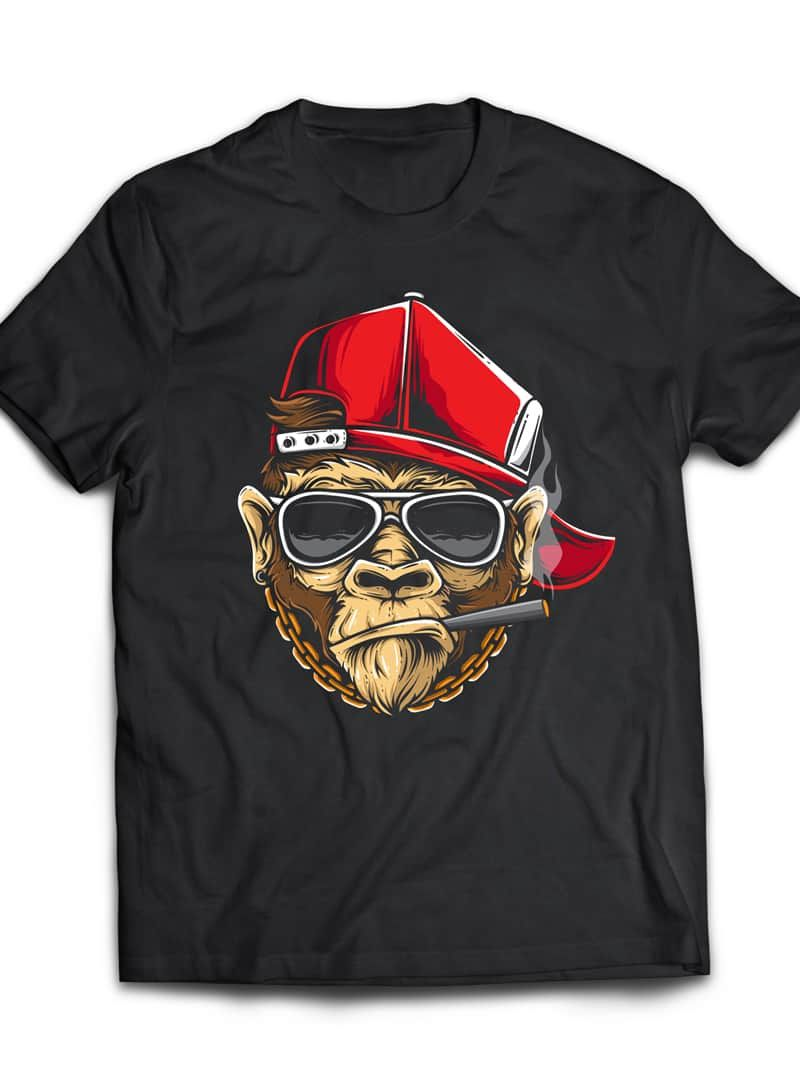 Cooling Ape T Shirt Design To Buy Tshirt Designs T Shirt Design