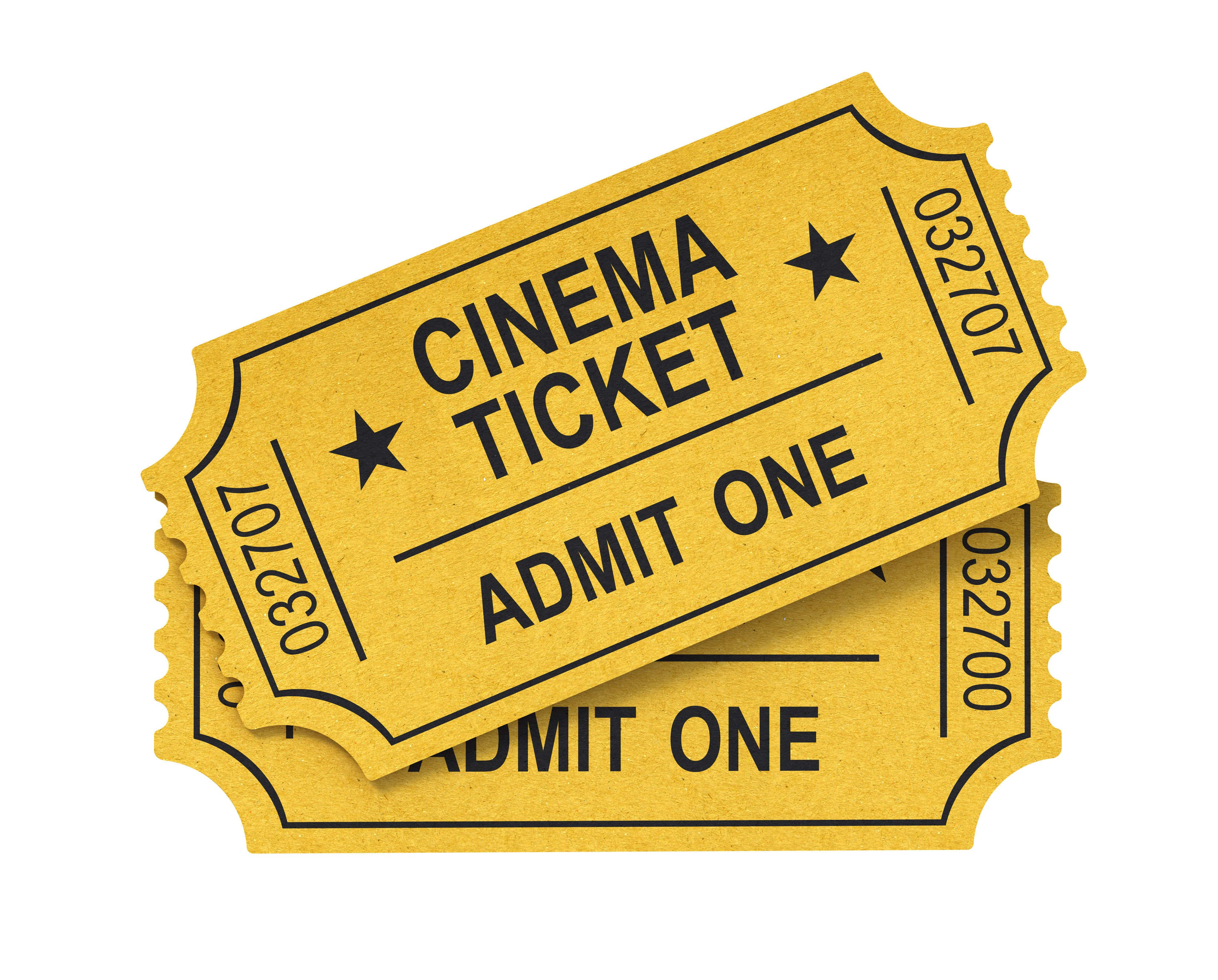 Now That They've Bought the Ticket | Cinema ticket, Movie tickets, Cinema