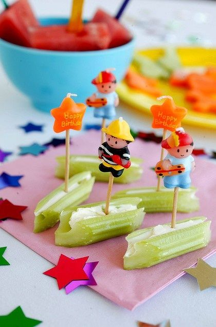 Food Guest Blogger Choosing Healthy For Your Childs Birthday Party