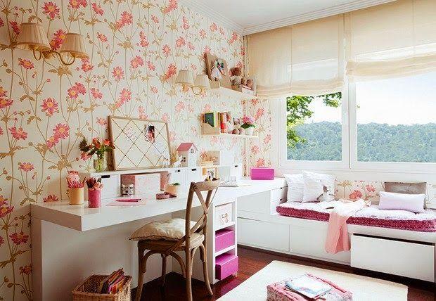 Decoración con Estilo Vintage by artesydisenosblogspot Teen - estilo vintage decoracion
