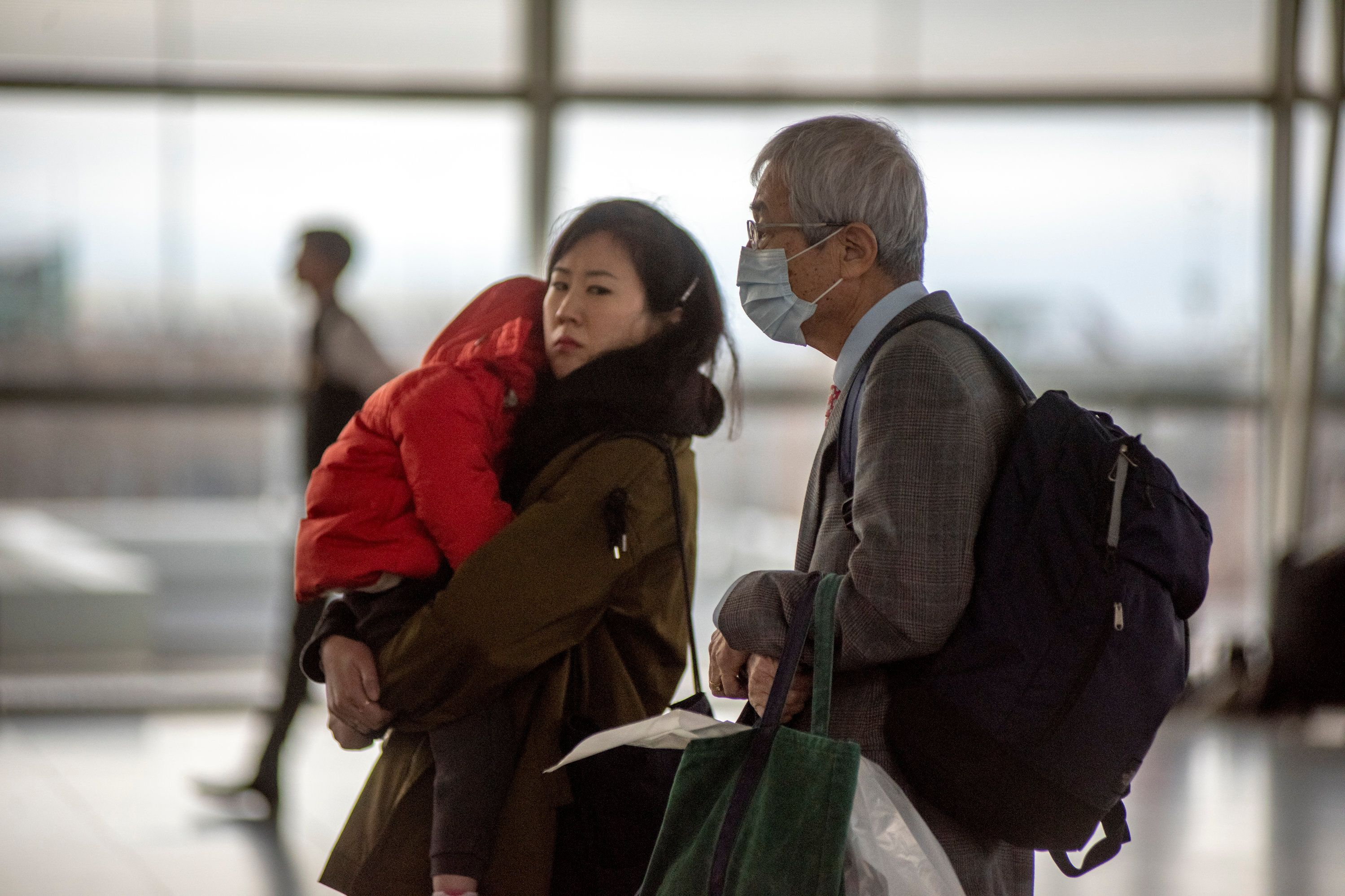 Trump Administration Restricts Entry Into U.S. From China