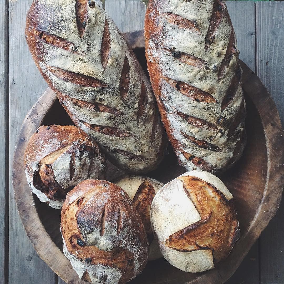 今日はいつものカンパーニュたちより2.5倍のおおきなカンパーニュを焼きましたやっぱりおおきなパンはかっこいい by kobochutney