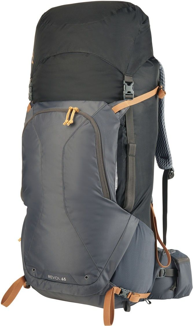 Kelty Revol 65 Internal Frame Backpack >> Combining load-carrying ...