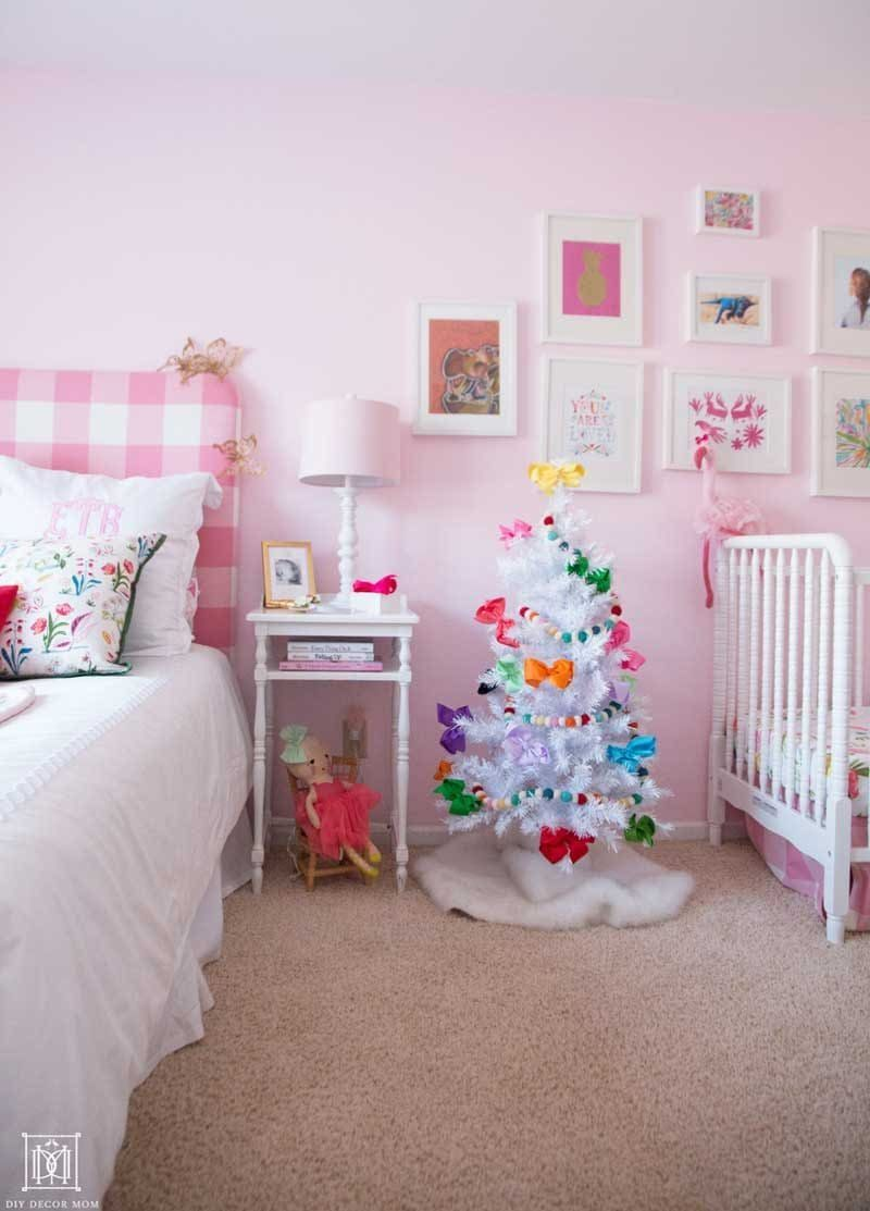 Decorating A Kids Room For Christmas