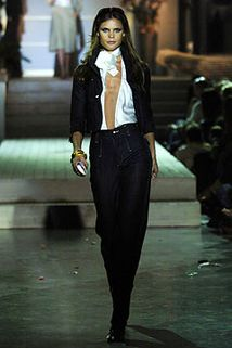 Dsquared Spring 2005 #Dsquared #Runway #Fashion