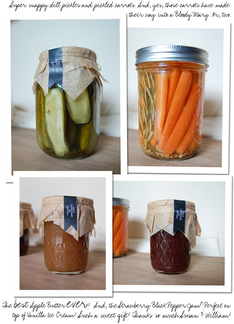 In a Pickle: Gorgeous Gifts from House of Brinson