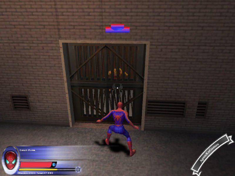 Скачать spider man 2 игру.