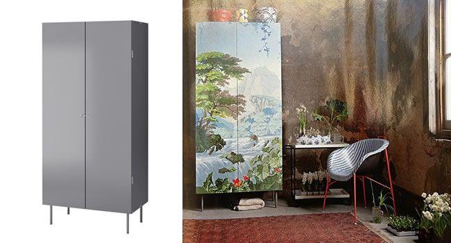 12 ideias criativas para personalizar m veis ikea eu decoro home ikea transformation - Home design decoro shopping ...