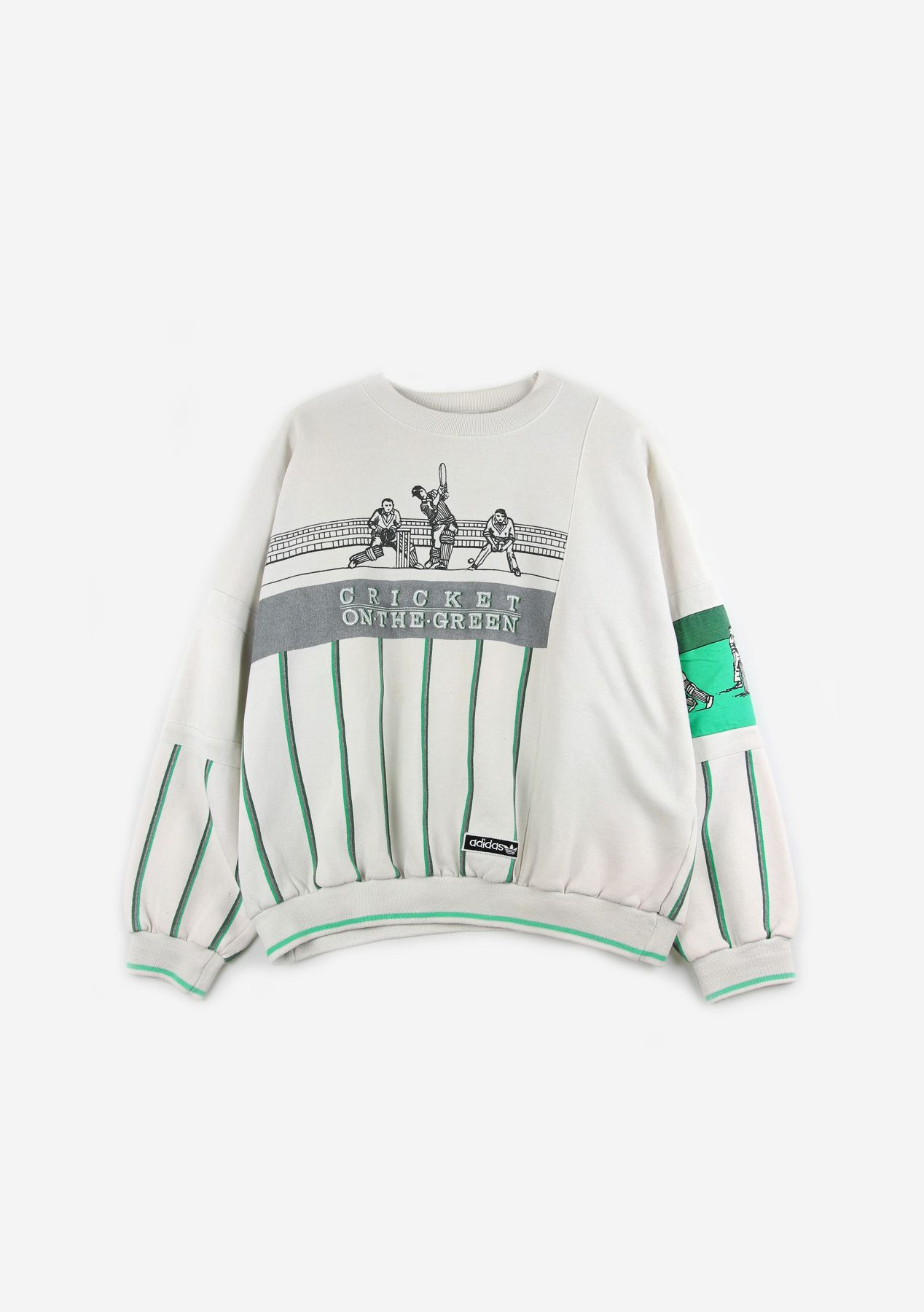 Adidas Cricket On the green sweatshirt | Rare vintage Adidas
