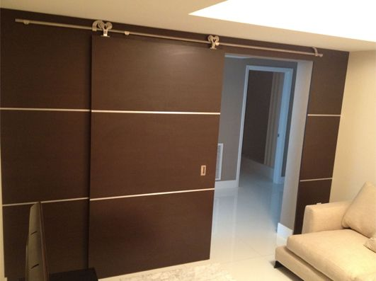 exclusive wall panel and barn door perfect dimensions to compliment your modern space