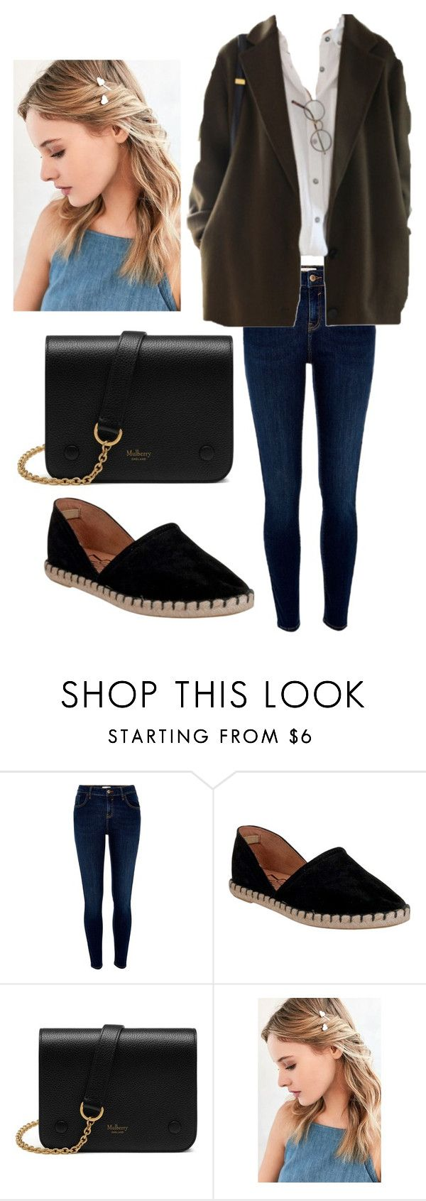 """""""Untitled #84"""" by leilabas ❤ liked on Polyvore featuring River Island, Miz Mooz, Mulberry and Urban Outfitters"""