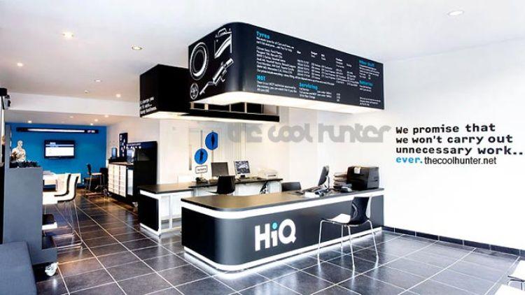 HiQ garage goes for Coolest Auto Repair Shop honors
