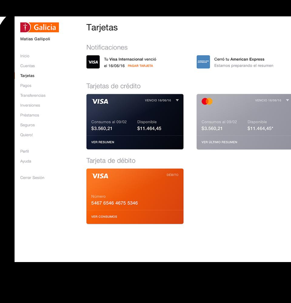 Preview Of Online Banking On Desktop Web App Design Design Case App Design