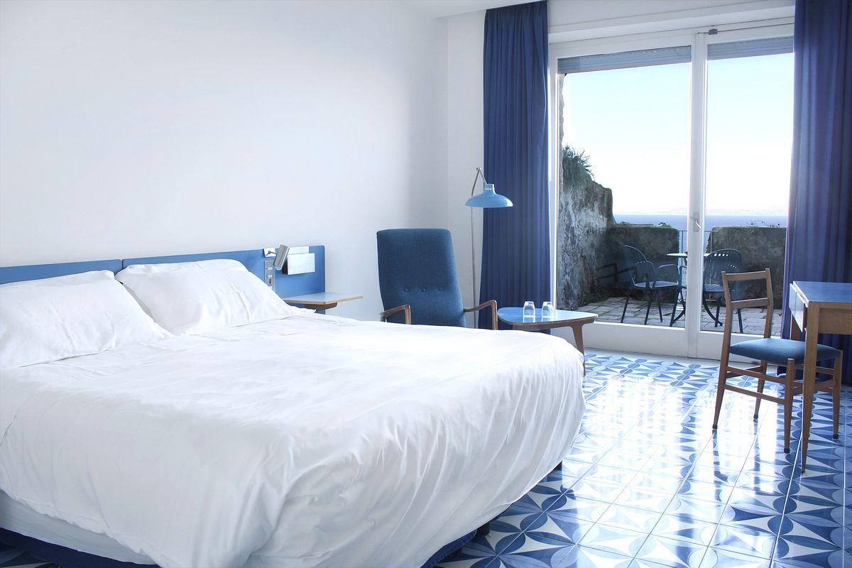 Hotel Parco dei Principi - Sorrento, Italy A white... | Luxury Accommodations