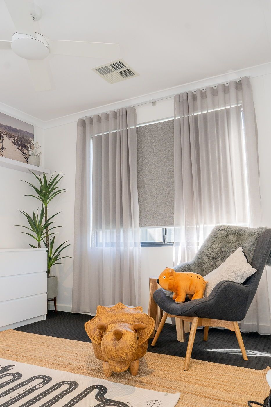 Custom Made Curtains Blinds Shutters In Perth Curtainworld In 2020 Sheers Curtains Living Room Home Curtains Curtains And Blinds Together