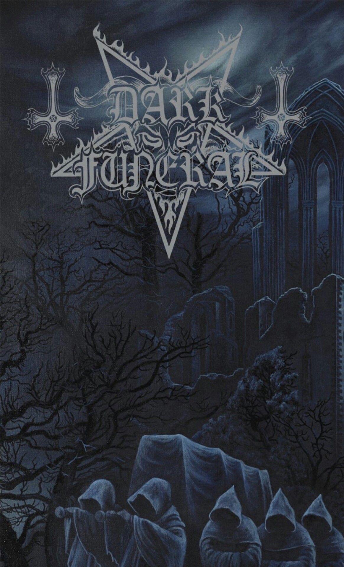 Dark Funeral Black Metal Art Heavy Metal Art Heavy Metal Bands Art