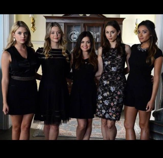 Pin De Kaka Ap Em Pll Little Liars Ideias Fashion Pretty