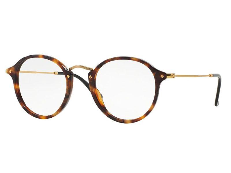 dd75f4c9afb8f Óculos De Grau Redondo Ray Ban RB2447V 5494 Tam.49