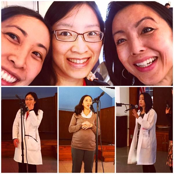 Talking #Health and #Wellness with Dr. Serena H. Chen at Barnabas Health Center For Asian Health